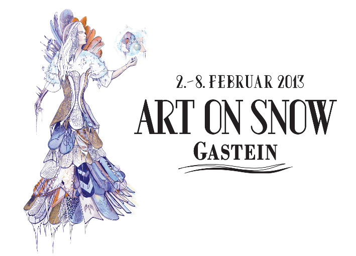 Art_on_Snow_2013_Keyvisual_SnowQueen_Logo_quer
